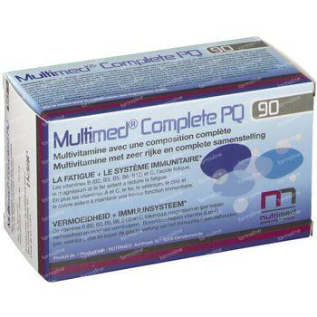 Multimed Complete PQ 90 comprimés