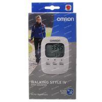 Omron Pédomètre Walk Style Iv Blanc 1 st