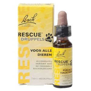 Bach Rescue Pets 10 ml Druppels