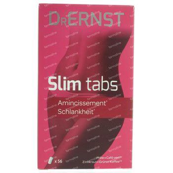 Dr Ernst Slim Tabs 56 comprimés