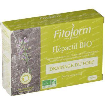 Fitoform Hepactif 40 comprimés