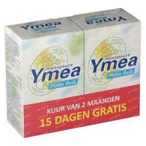 Ymea Platte Buik Duo 2x60 tabletten