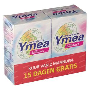 Ymea Menopause & Silhouette Duo 2x64 capsules