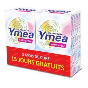 Ymea Menopause & Silhouette Duo 2x64  comprimés