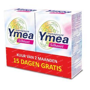 Ymea Menopauze & Silhouet Duo 2x64 capsules