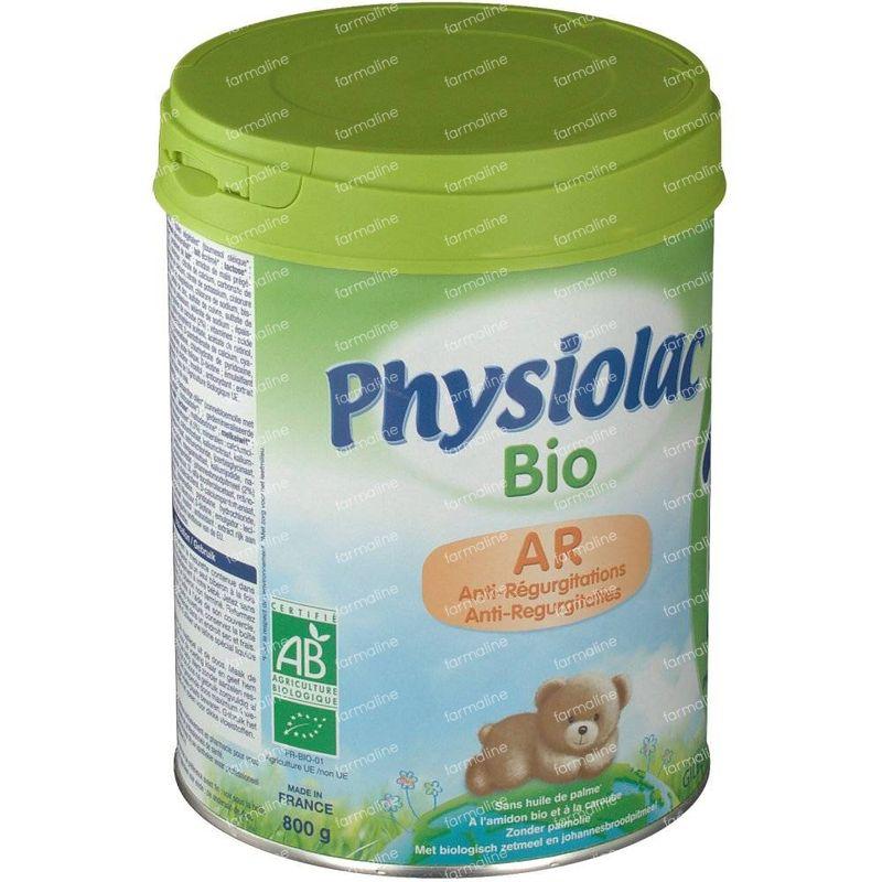 Physiolac Ar Bio 1 Powdered Milk 800 G Order Online-4675