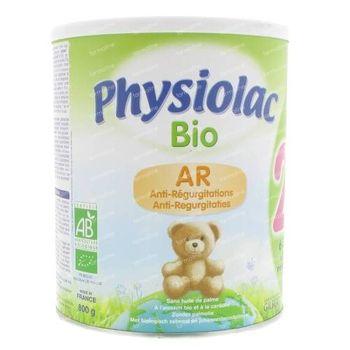 Physiolac AR Bio 2 800 g poudre