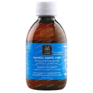 Apivita Natural Mouthwash 250 ml