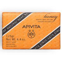 Apivita Natuurlijke Zeep Honing 125 g