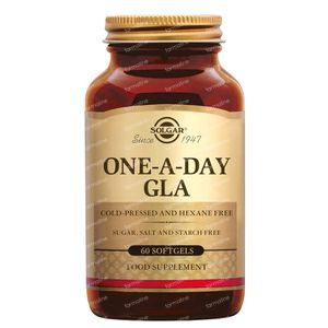 Solgar One-A-Day GLA 60 softgels