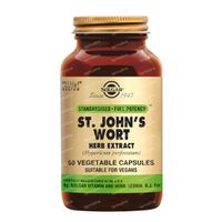 Solgar St Johns Wort Herb Extract 60  capsules