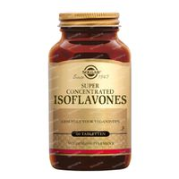 Solgar Super Concentrated Isoflavones 60 tabletten