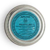 Apivita Pastilles Tegen Keelpijn & Hoest Eucalyptus & Propolis 45 g