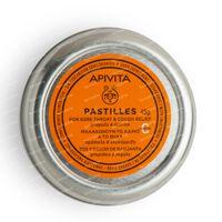 Apivita Pastilles Tegen Keelpijn & Hoest Propolis & Licorice 45 g
