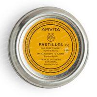 Apivita Pastilles Keelpijn Honey & Thyme 45 g