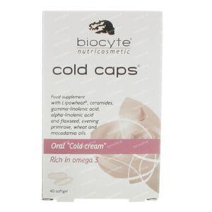 Biocyte Cold Caps 40 capsules