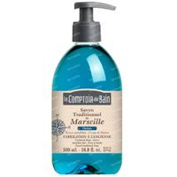Le Comptoir du Bain Traditional Marseille Soap Ocean 500 ml