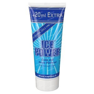 Ice Power Cold Gel 170 ml Gel