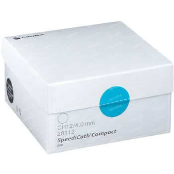 SpeediCath Compact Eve Femme CH12 4mm 28112 30 pièces