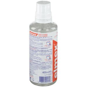 Elmex Tandspoeling Anti-Caries 400 ml