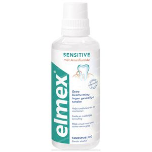 Elmex Sensitive Tandspoeling 400 ml