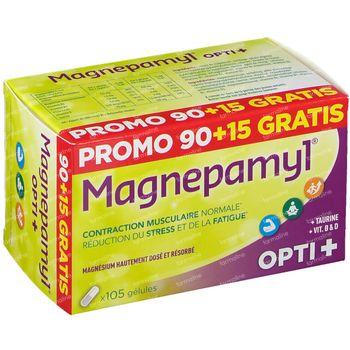 Magnepamyl Opti+ 105 capsules