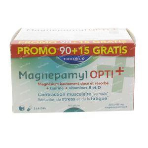 Magnepamyl Opti+ 105 cápsulas