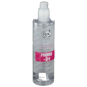 RoC Extra Comfort Cleansing Water Reduced Price 400 ml