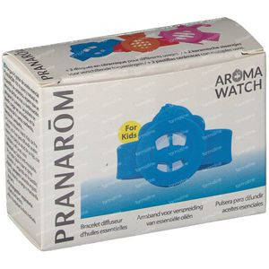 Aromawatch Bracelet Diffuseur Huile Essentielle Kids Singe 1 pièce