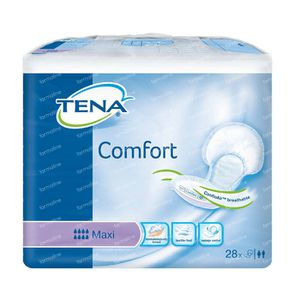Tena Comfort Maxi Breath 28