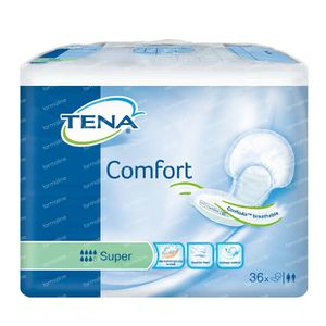 Tena Comfort Super Breath 36 unidades