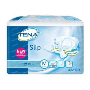 Tena Slip Plus Breath Medium 710630 30 pièces