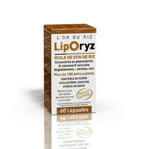 Liporyz 60 capsules