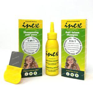 Inex Shampooing Anti-Poux 100 ml
