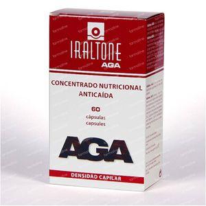 Iraltone AGA Haaruitval 60 capsules