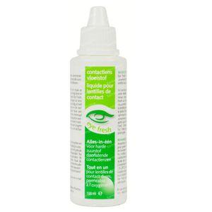 Eye Fresh All-in-One Liquid Hard Contact Lenses 100 ml