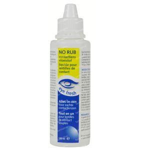 Eye Fresh No Rub Lentilles de Contact Souples 100 ml