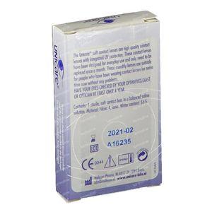 Unicare Souple Lentilles Mensuelles -4,50 1 pièce