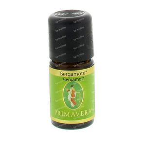 Primavera Bergamot Essential Oil 5 ml