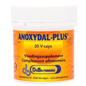 Deba Anoxydal Plus 50 cápsulas