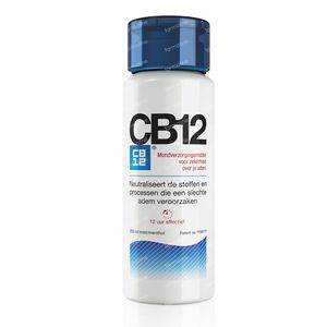 CB12 Bad Breath 12h Mouthwash 500 ml