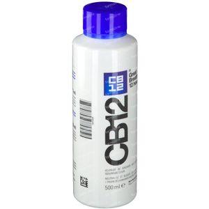 CB12 Mauvaise Haleine 12u Rince-bouche 500 ml