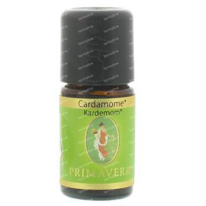 Primavera Kardemon Essentiële Olie 5 ml
