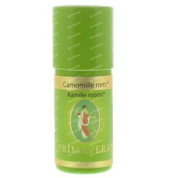 Primavera Roomse Kamille Essentiële Olie 1 ml