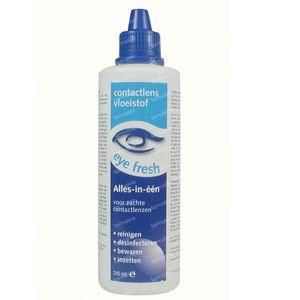 Eye Fresh All-in-One Liquid Soft Contact Lenses 240 ml