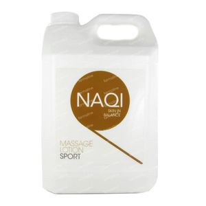 Naqi Massage Lotion Sport 5 l