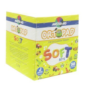 Ortopad Soft Boys Junior 67x50mm 72241 50 pièces