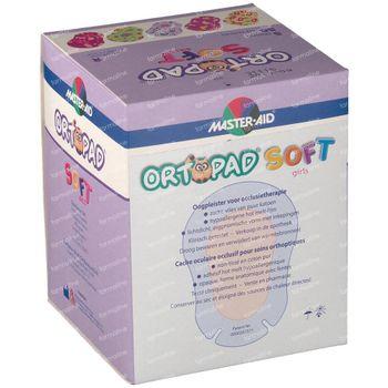 Ortopad Soft Girls Regular 85x59mm 722234 50 pièces