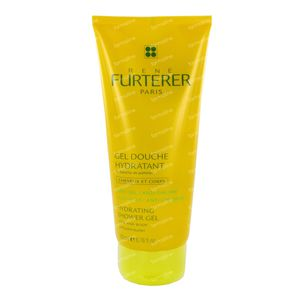 Rene Furterer Zon Douchegel Voedend 200 ml