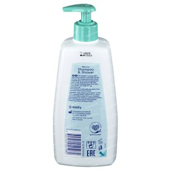 TENA ProSkin Shampoo & Shower 500 ml